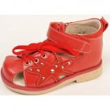 Детская профилактическая обувь сандалии Сурсил Орто (Sursil-Ortho) 11-10