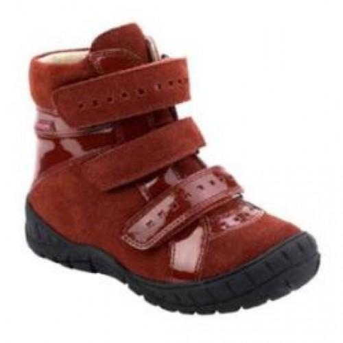 4cbd8f176 Детская ортопедическая обувь ботинки демисезонные Сурсил Орто  (Sursil-Ortho) 12-005