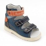Детская ортопедическая обувь сандалии Сурсил Орто (Sursil-Ortho) 13-102