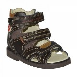 Детская ортопедическая обувь сандалии Сурсил Орто (Sursil-Ortho) 13-117