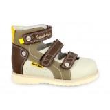 Детская ортопедическая обувь сандалии Сурсил Орто (Sursil-Ortho) 14-130