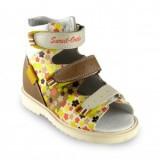 Детская ортопедическая обувь сандалии Сурсил Орто (Sursil-Ortho) 15-243M