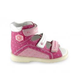 Детская ортопедическая обувь сандалии Сурсил Орто (Sursil-Ortho) 15-247S