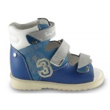 Детская ортопедическая обувь сандалии Сурсил Орто (Sursil-Ortho) 15-252S
