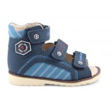 Детская ортопедическая обувь сандалии Сурсил Орто (Sursil-Ortho) 15-255S