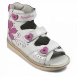 Детская ортопедическая обувь сандалии Сурсил Орто (Sursil-Ortho) 15-306М