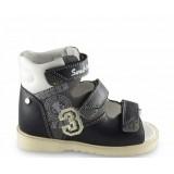 Детская ортопедическая обувь сандалии Сурсил Орто (Sursil-Ortho) 15-249S