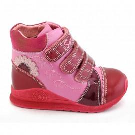 Детская ортопедическая обувь ботинки демисезонные Сурсил Орто (Sursil-Ortho) 23-204