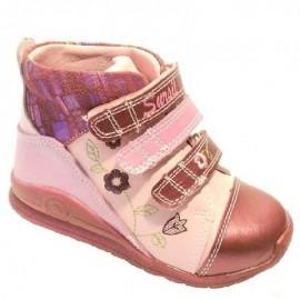 Детская ортопедическая обувь ботинки демисезонные Сурсил Орто (Sursil-Ortho) 23-206