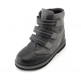 Детская ортопедическая обувь ботинки демисезонные Сурсил Орто (Sursil-Ortho) 23-209