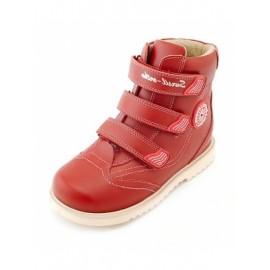 Детская ортопедическая обувь ботинки демисезонные Сурсил Орто (Sursil-Ortho) 23-214