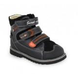 Детская ортопедическая обувь ботинки демисезонные Сурсил Орто (Sursil-Ortho) 23-228