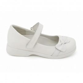 Детская профилактическая обувь туфли Сурсил Орто (Sursil-Ortho) 33-300 белые
