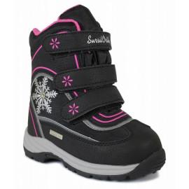 Детская ортопедическая обувь ботинки ЗИМНИЕ Сурсил Орто (Sursil-Ortho) А45-108