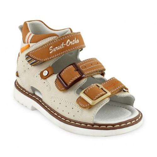 28f119136 Детская профилактическая обувь сандалии Сурсил Орто (Sursil-Ortho) 55-186