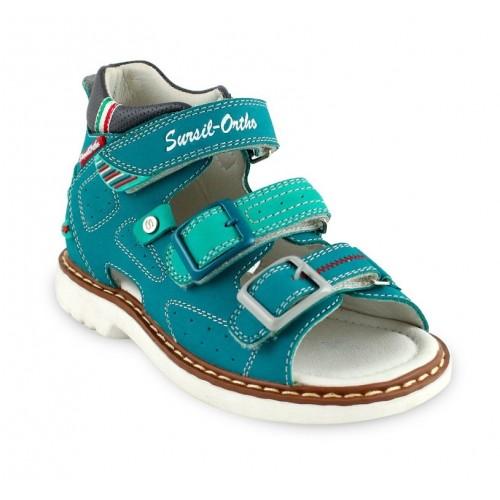 28ed56a69 Детская профилактическая обувь сандалии Сурсил Орто (Sursil-Ortho) 55-188