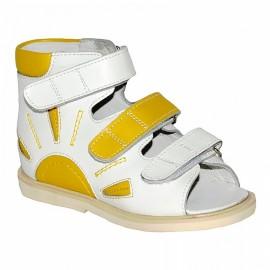 Детская ортопедическая обувь сандалии Сурсил Орто (Sursil-Ortho) 11-011