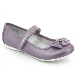 Туфли Тотто (кожа) 30009-КП-099 лазурь