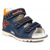 Детская профилактическая обувь сандалии Сурсил Орто (Sursil-Ortho) 55-402M