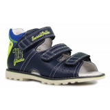 Детская профилактическая обувь сандалии Сурсил Орто (Sursil-Ortho) 55-401M