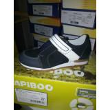 Кроссовки детские Тапибу (Tapiboo) 24019 Ирис (черный)