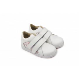 Кроссовки детские Тапибу (Tapiboo) 24023 МАК (белый)