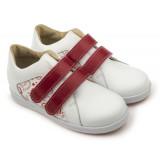 Кроссовки детские Тапибу (Tapiboo) 24023 МАК (красный)