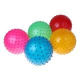 Мячик массажный надувной d=30см