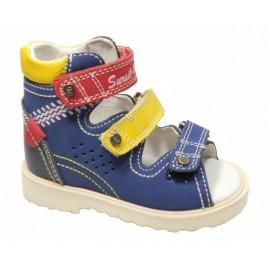 Детская ортопедическая обувь сандалии Сурсил Орто (Sursil-Ortho) 13-101