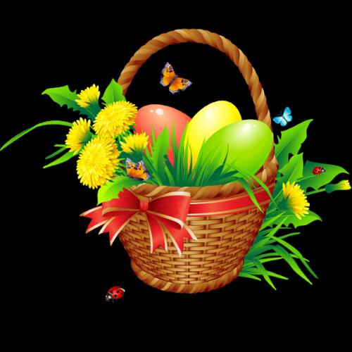 С праздником Светлой Пасхи! 16 апреля - выходной
