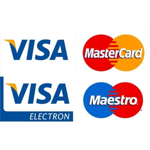 Оплата картами в магазине на Федеративном