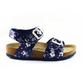 Детская анатомическая обувь сандалии Сурсил Орто (Sursil-Ortho) 12-128