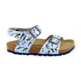 Детская анатомическая обувь сандалии Сурсил Орто (Sursil-Ortho) 12-134