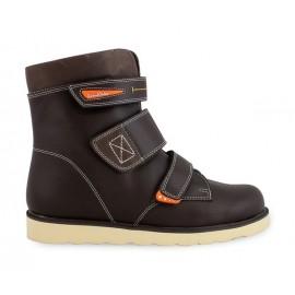 Детская ортопедическая обувь ботинки демисезонные Сурсил Орто (Sursil-Ortho) 23-222-2