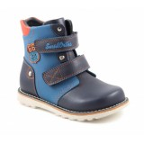 Детская ортопедическая обувь ботинки демисезонные Сурсил Орто (Sursil-Ortho) 55-228